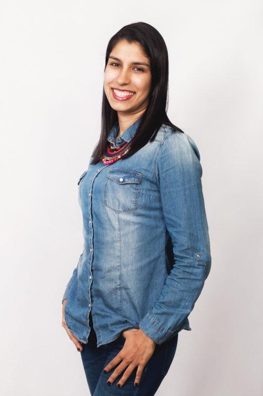 María Isabel Insignares-Directora Administrativa y Financiera
