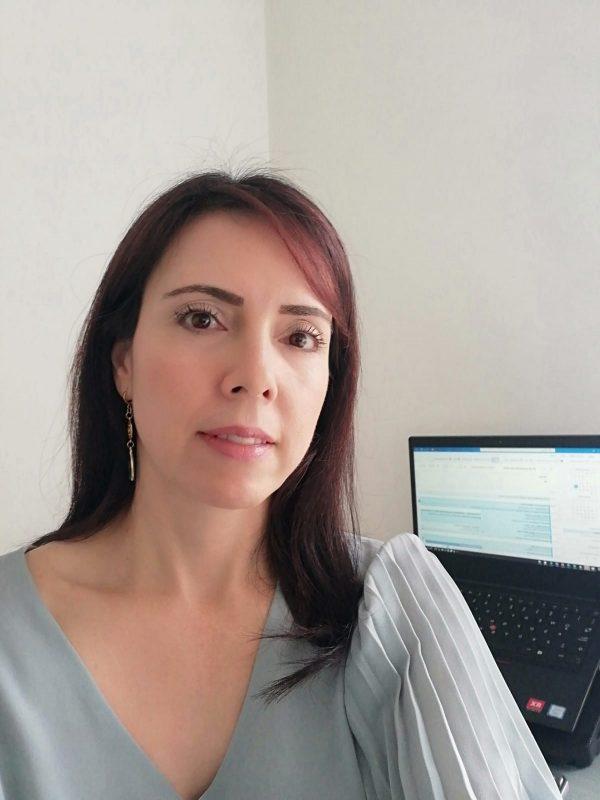 Diana Patricia Montoya Echeverry- Líder de la Oficina de Proyectos